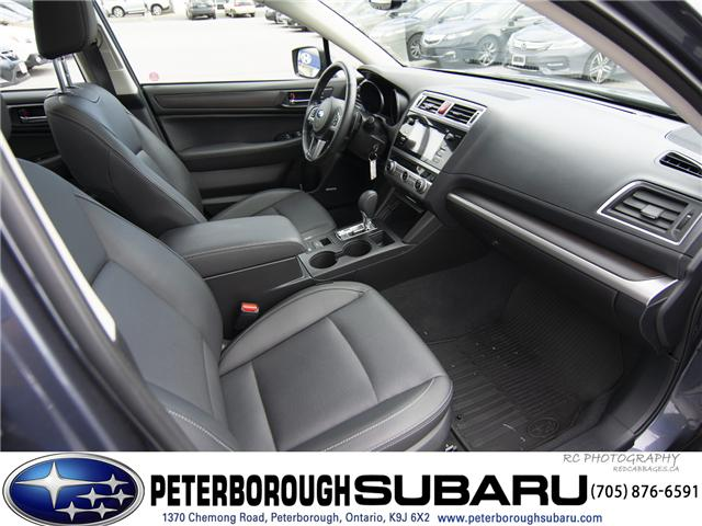 2017 Subaru Legacy 3.6R Limited (Stk: S2885) in Peterborough - Image 20 of 26