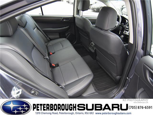 2017 Subaru Legacy 3.6R Limited (Stk: S2885) in Peterborough - Image 21 of 26