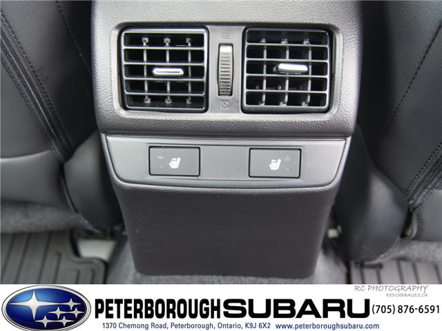 2017 Subaru Legacy 3.6R Limited (Stk: S2885) in Peterborough - Image 22 of 26