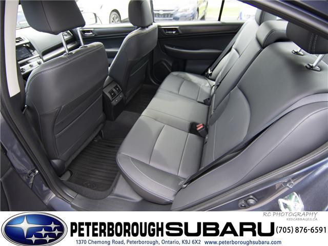 2017 Subaru Legacy 3.6R Limited (Stk: S2885) in Peterborough - Image 24 of 26