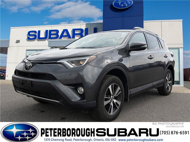 2017 Toyota RAV4 XLE (Stk: SP0168) in Peterborough - Image 1 of 20