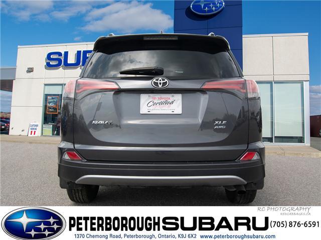 2017 Toyota RAV4 XLE (Stk: SP0168) in Peterborough - Image 5 of 20