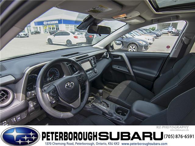 2017 Toyota RAV4 XLE (Stk: SP0168) in Peterborough - Image 9 of 20