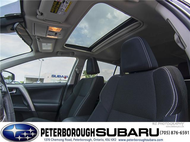 2017 Toyota RAV4 XLE (Stk: SP0168) in Peterborough - Image 10 of 20