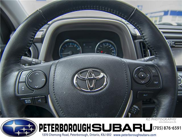 2017 Toyota RAV4 XLE (Stk: SP0168) in Peterborough - Image 11 of 20