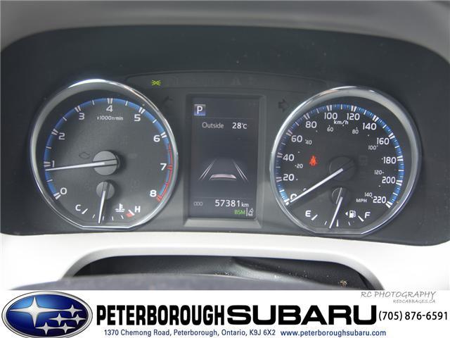 2017 Toyota RAV4 XLE (Stk: SP0168) in Peterborough - Image 13 of 20