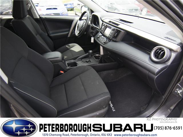 2017 Toyota RAV4 XLE (Stk: SP0168) in Peterborough - Image 17 of 20