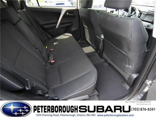 2017 Toyota RAV4 XLE (Stk: SP0168) in Peterborough - Image 18 of 20