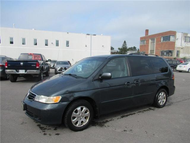 2003 Honda Odyssey EX L (Stk: 78077A) In Toronto   Image 1 ...