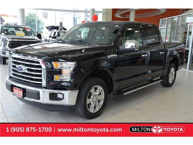 2016 Ford F-150 XLT (Stk: D90808) in Milton - Image 1 of 35