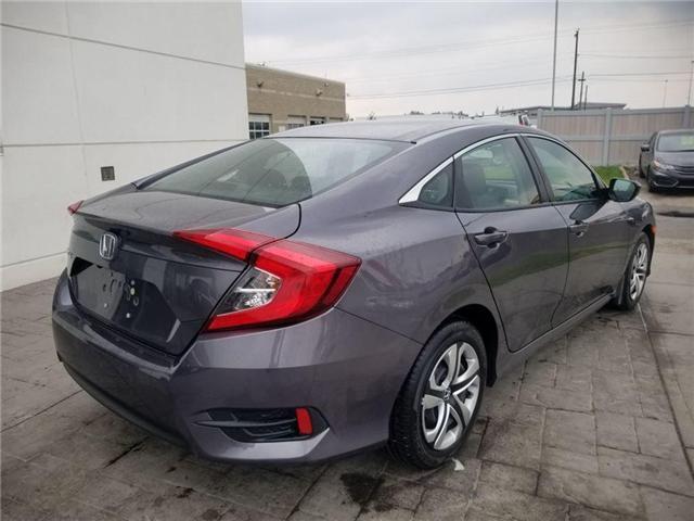 2018 Honda Civic LX (Stk: U184286) in Calgary - Image 2 of 26