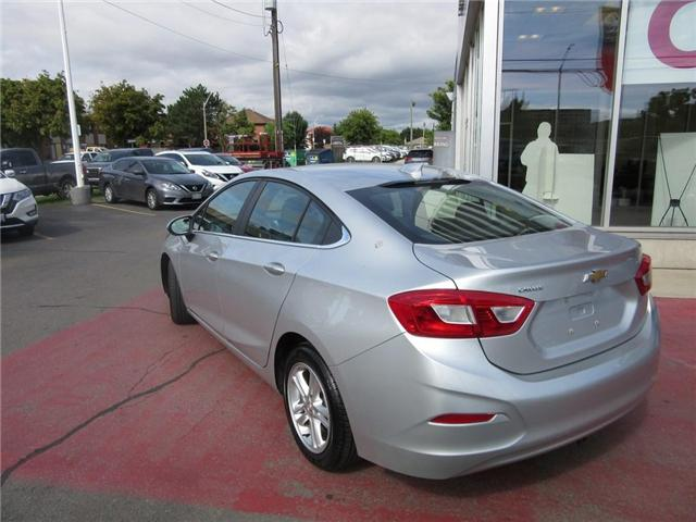 2016 Chevrolet Cruze LT Auto (Stk: N18351A) in Hamilton - Image 2 of 16