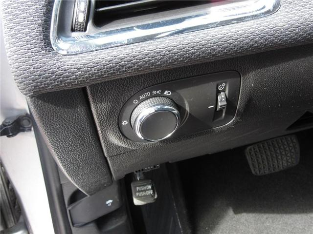 2016 Chevrolet Cruze LT Auto (Stk: N18351A) in Hamilton - Image 8 of 17