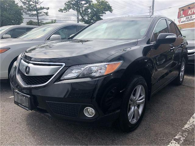 2015 Acura RDX Base (Stk: 805644T) in Brampton - Image 1 of 2
