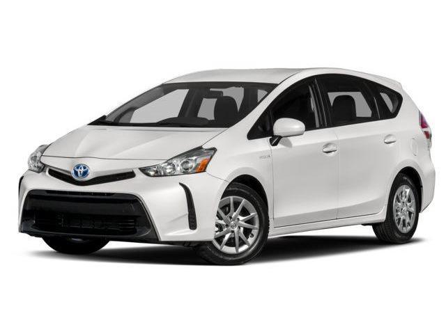 2018 Toyota Prius v Base (Stk: 2801769) in Calgary - Image 1 of 9