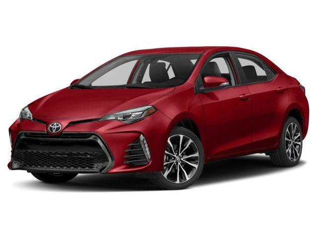 2019 Toyota Corolla SE Upgrade Package (Stk: 2900063) in Calgary - Image 1 of 9