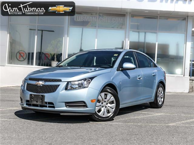 2012 Chevrolet Cruze LT Turbo (Stk: P6418A) in Ottawa - Image 1 of 21