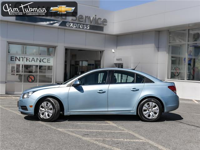 2012 Chevrolet Cruze LT Turbo (Stk: P6418A) in Ottawa - Image 2 of 21