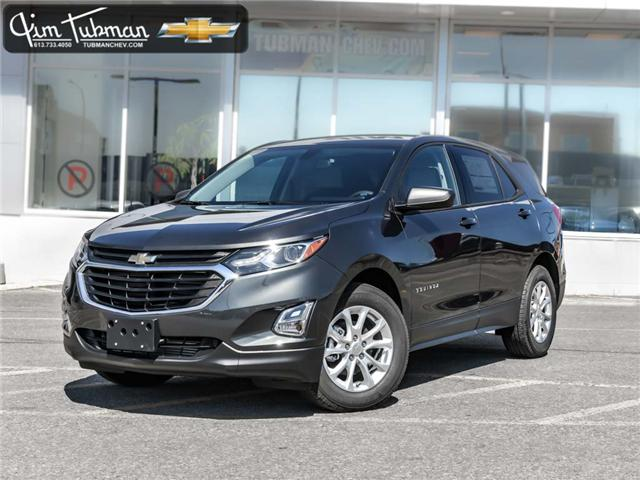 2019 Chevrolet Equinox LS (Stk: 190062) in Ottawa - Image 1 of 21