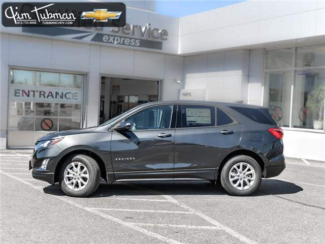 2019 Chevrolet Equinox LS (Stk: 190062) in Ottawa - Image 2 of 21