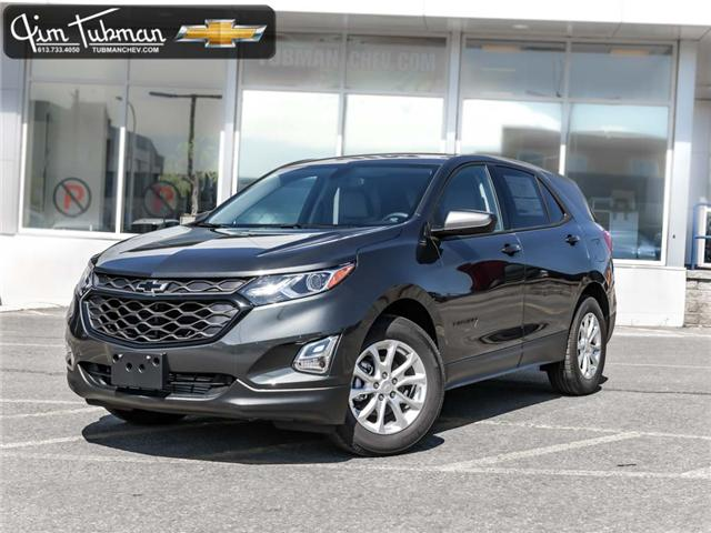 2019 Chevrolet Equinox LS (Stk: 190032) in Ottawa - Image 1 of 21