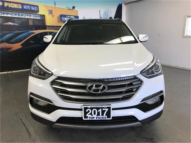 2017 Hyundai Santa Fe Sport 2.4 (Stk: 462386) in NORTH BAY - Image 2 of 15