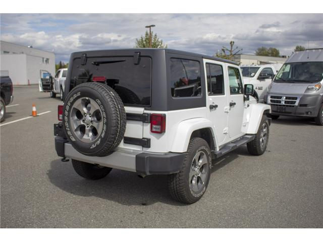 2018 Jeep Wrangler JK Unlimited Sahara (Stk: EE896500) in Surrey - Image 7 of 23
