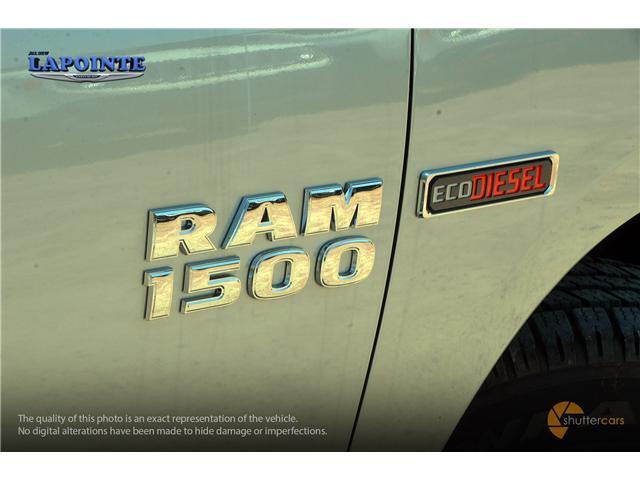 2017 RAM 1500 SLT (Stk: SL17553) in Pembroke - Image 8 of 20