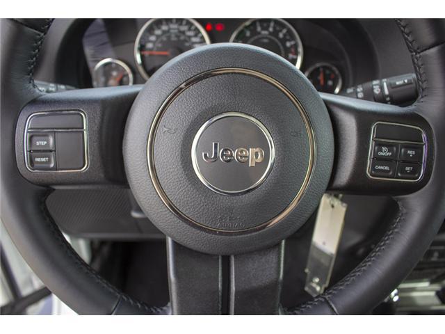 2018 Jeep Wrangler JK Unlimited Sahara (Stk: EE896500) in Surrey - Image 17 of 23