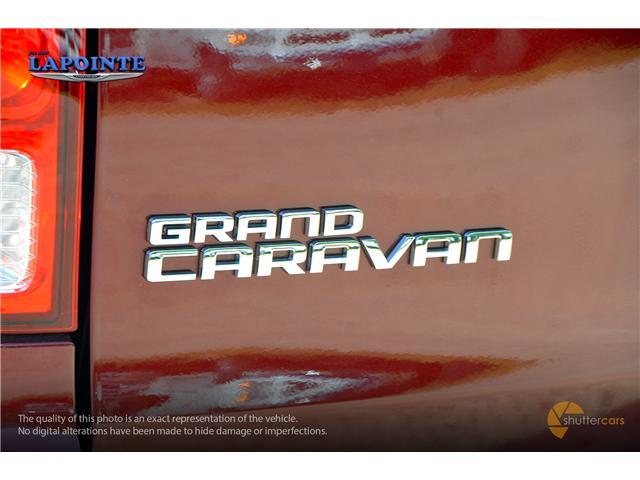 2017 Dodge Grand Caravan CVP/SXT (Stk: SL17565) in Pembroke - Image 5 of 20