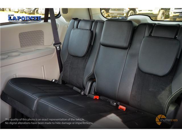 2017 Dodge Grand Caravan CVP/SXT (Stk: SL17565) in Pembroke - Image 9 of 20
