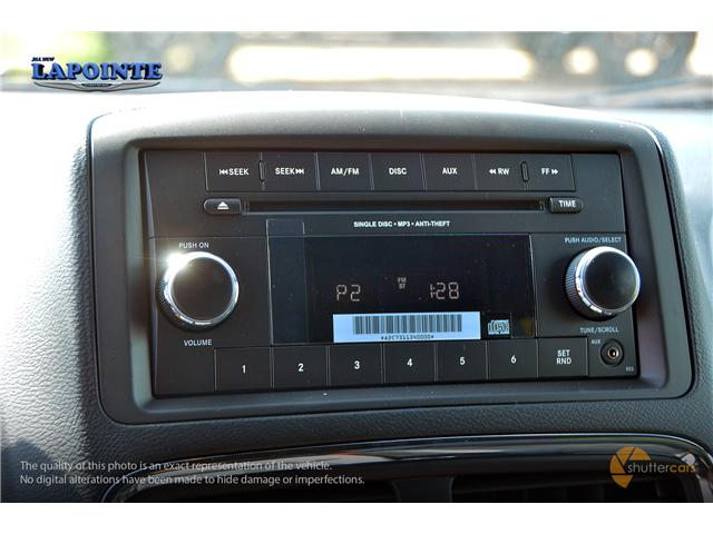 2017 Dodge Grand Caravan CVP/SXT (Stk: SL17565) in Pembroke - Image 16 of 20