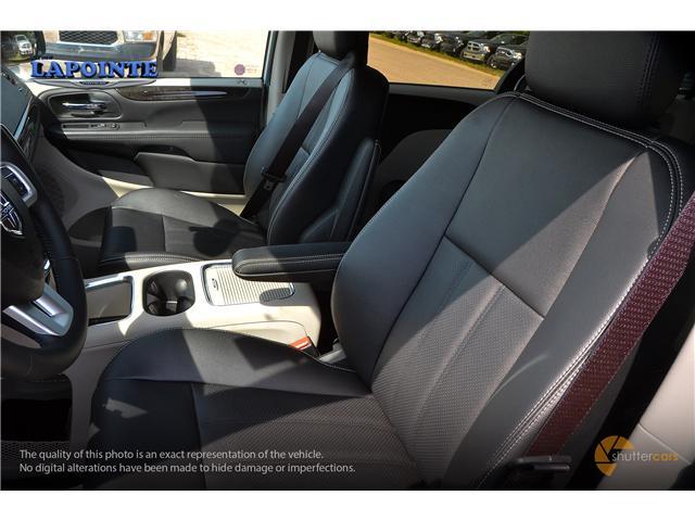 2017 Dodge Grand Caravan Crew (Stk: SL17570) in Pembroke - Image 11 of 20