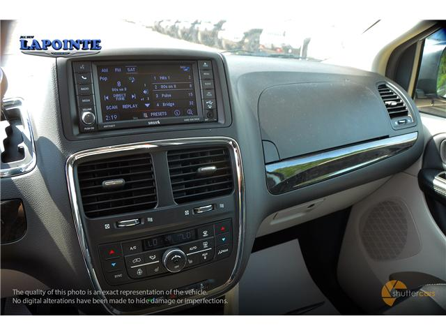 2017 Dodge Grand Caravan Crew (Stk: SL17570) in Pembroke - Image 14 of 20