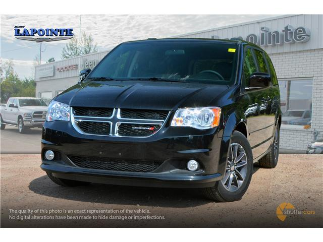 2017 Dodge Grand Caravan CVP/SXT (Stk: SL17578) in Pembroke - Image 1 of 20