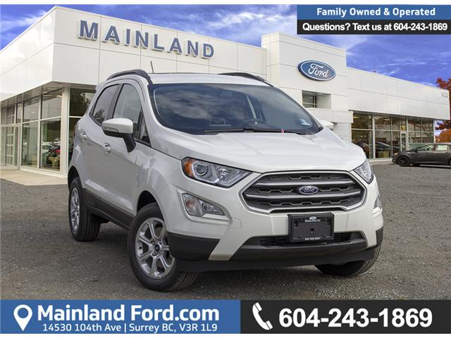 2018 Ford EcoSport SE (Stk: 8EC1224) in Surrey - Image 1 of 22