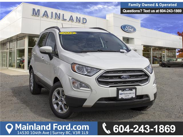 2018 Ford EcoSport SE (Stk: 8EC1231) in Surrey - Image 1 of 22
