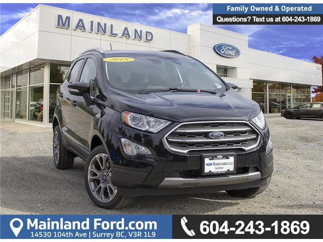 2018 Ford EcoSport Titanium (Stk: 8EC1279) in Surrey - Image 1 of 22
