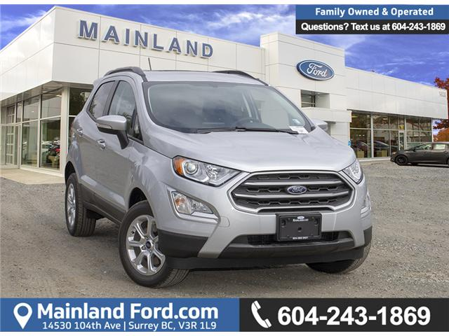 2018 Ford EcoSport SE (Stk: 8EC8865) in Surrey - Image 1 of 22