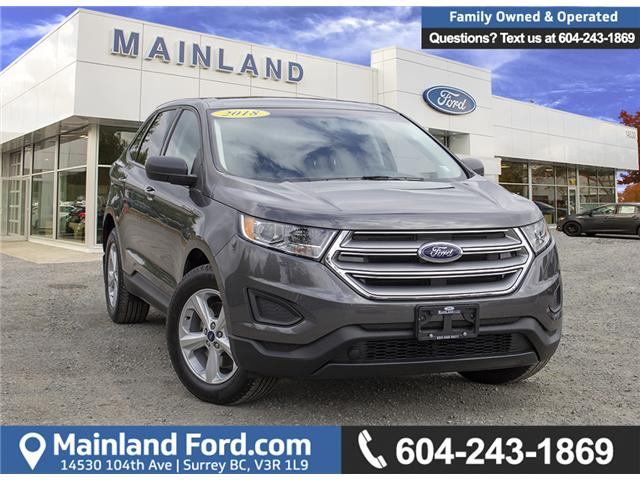 2018 Ford Edge SE (Stk: 8ED1156) in Surrey - Image 1 of 22