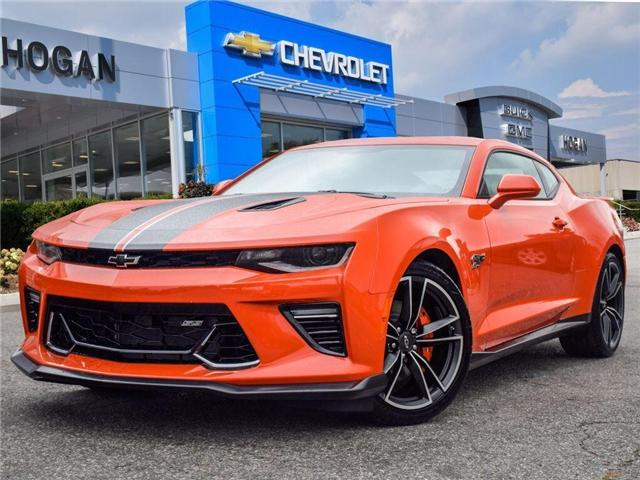 2018 Chevrolet Camaro 2SS (Stk: 8188885) in Scarborough - Image 1 of 23