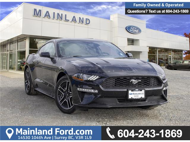 2019 Ford Mustang  (Stk: 9MU3124) in Surrey - Image 1 of 22