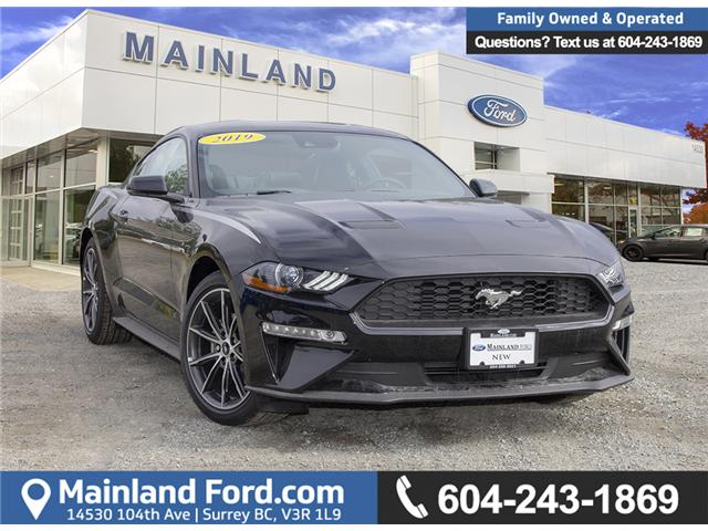 2019 Ford Mustang EcoBoost Premium (Stk: 9MU3125) in Surrey - Image 1 of 23