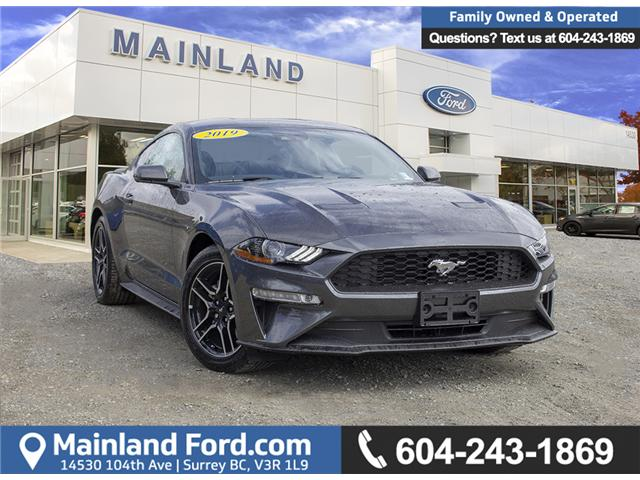 2019 Ford Mustang  (Stk: 9MU3126) in Surrey - Image 1 of 23