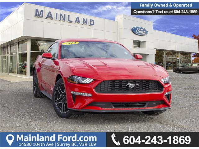 2019 Ford Mustang EcoBoost Premium (Stk: 9MU3129) in Surrey - Image 1 of 21