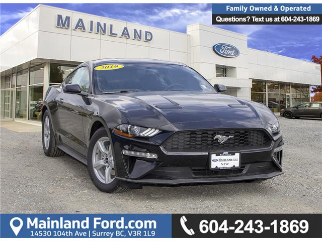 2019 Ford Mustang  (Stk: 9MU5164) in Surrey - Image 1 of 23