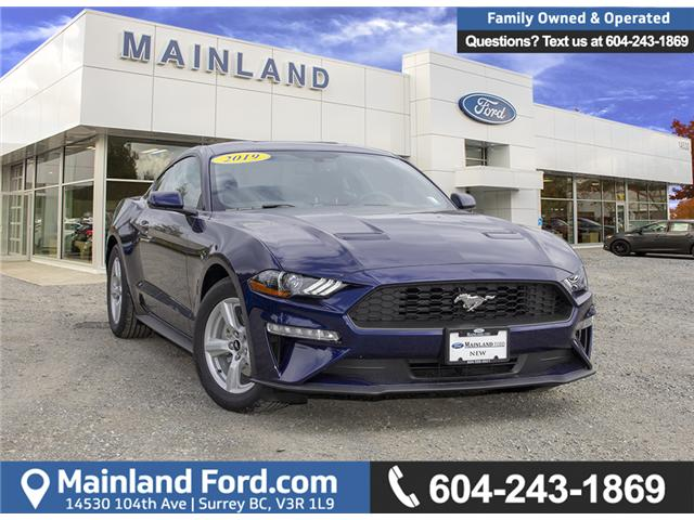 2019 Ford Mustang  (Stk: 9MU5167) in Surrey - Image 1 of 21