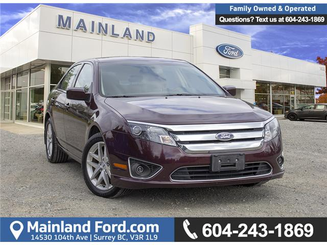 2012 Ford Fusion SEL (Stk: P1338A) in Surrey - Image 1 of 22