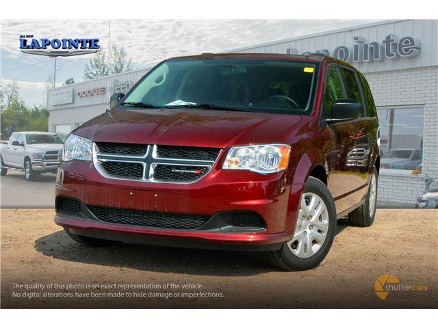2017 Dodge Grand Caravan Cvp Sxt At 25398 For Sale In Pembroke