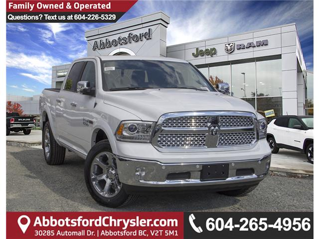 2018 RAM 1500 Laramie (Stk: J335656) in Abbotsford - Image 1 of 23